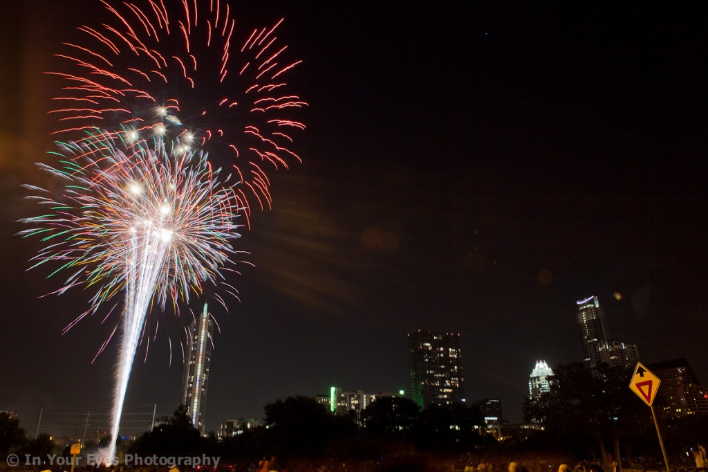 austin fireworks july 4