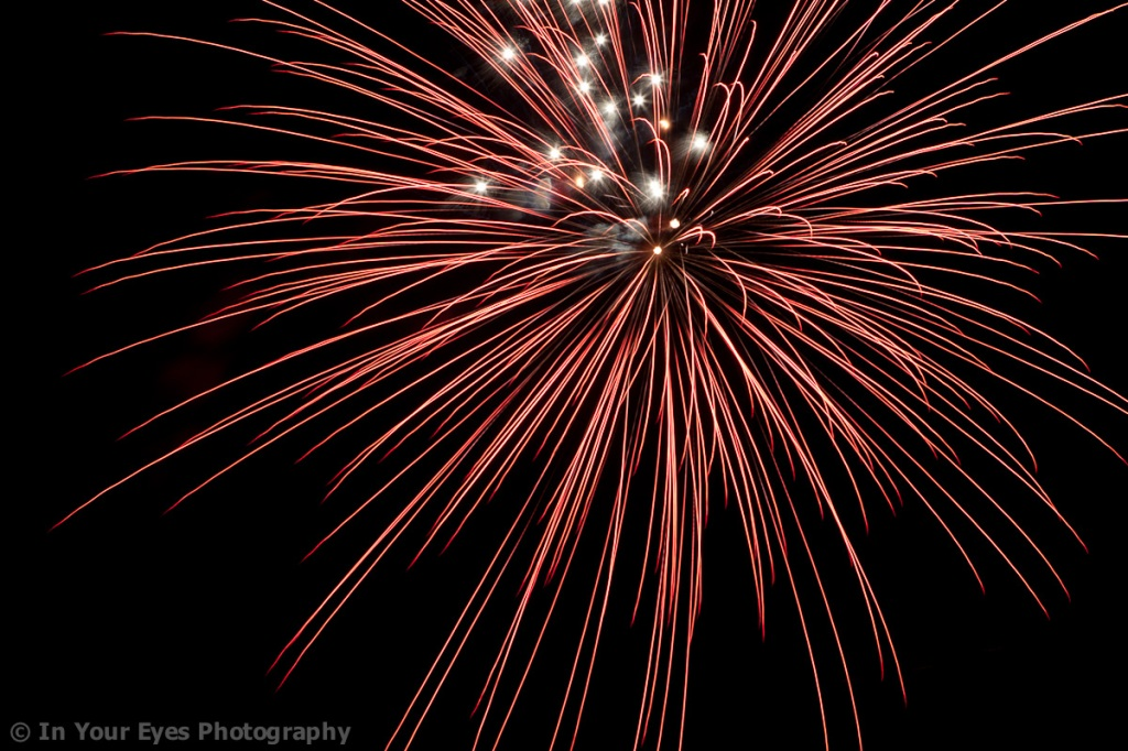 fireworks slow shudder speed