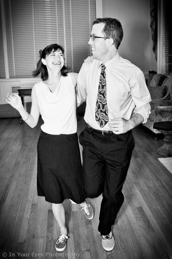 austin swing dancing engagement