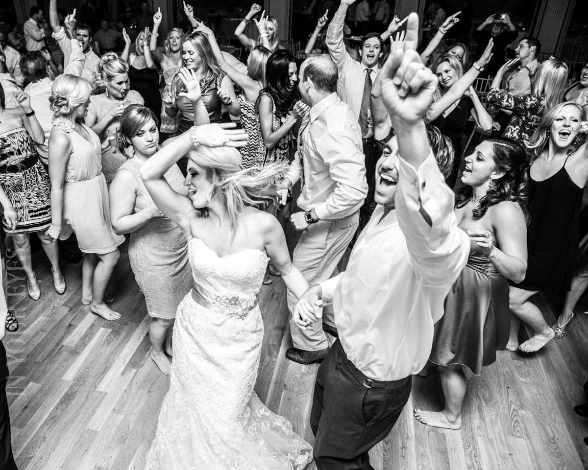 awesome wedding reception photos